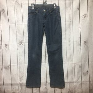 Citizens of Humanity Jeans Ava Straight Leg 28